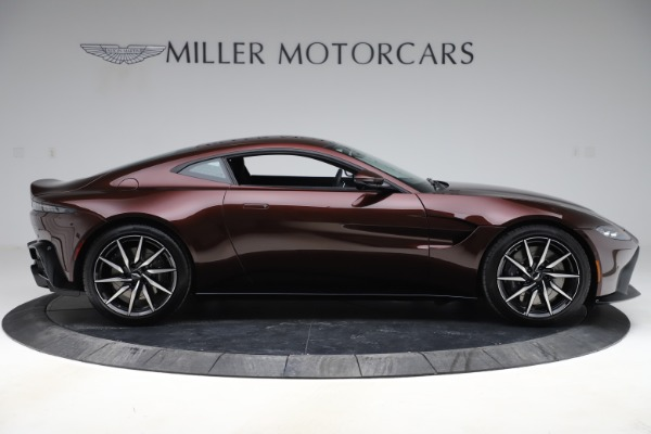 New 2020 Aston Martin Vantage Coupe for sale $179,114 at Aston Martin of Greenwich in Greenwich CT 06830 10