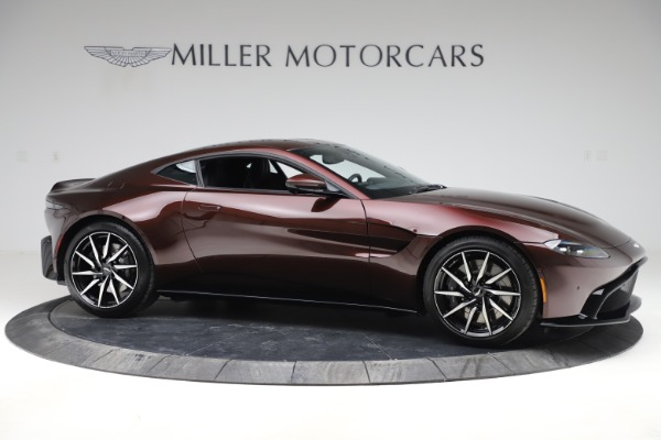 New 2020 Aston Martin Vantage Coupe for sale $179,114 at Aston Martin of Greenwich in Greenwich CT 06830 11