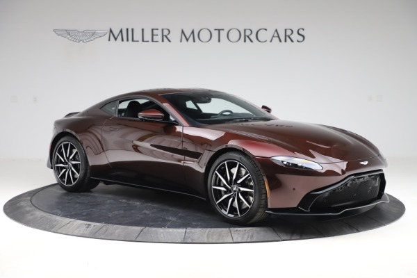 New 2020 Aston Martin Vantage Coupe for sale $179,114 at Aston Martin of Greenwich in Greenwich CT 06830 12