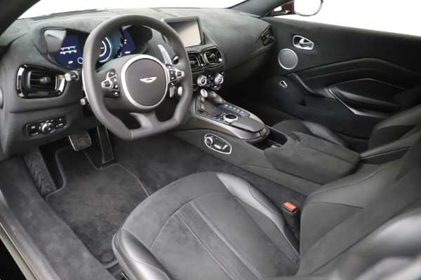 New 2020 Aston Martin Vantage Coupe for sale $179,114 at Aston Martin of Greenwich in Greenwich CT 06830 13