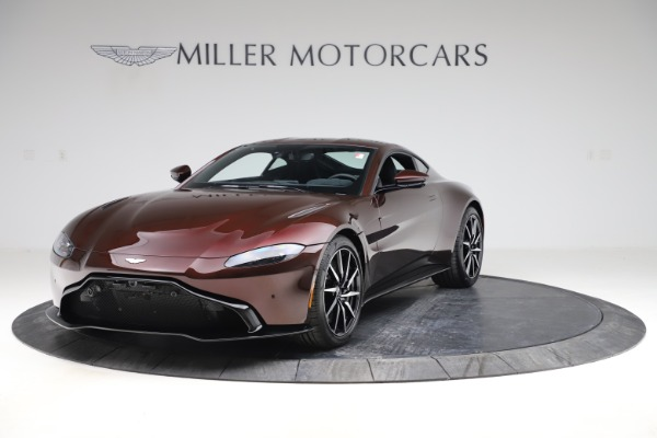 New 2020 Aston Martin Vantage Coupe for sale $179,114 at Aston Martin of Greenwich in Greenwich CT 06830 3