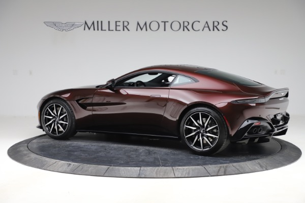 New 2020 Aston Martin Vantage Coupe for sale $179,114 at Aston Martin of Greenwich in Greenwich CT 06830 5