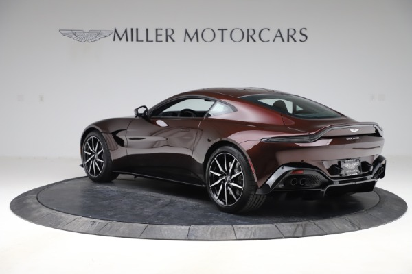 New 2020 Aston Martin Vantage Coupe for sale $179,114 at Aston Martin of Greenwich in Greenwich CT 06830 6