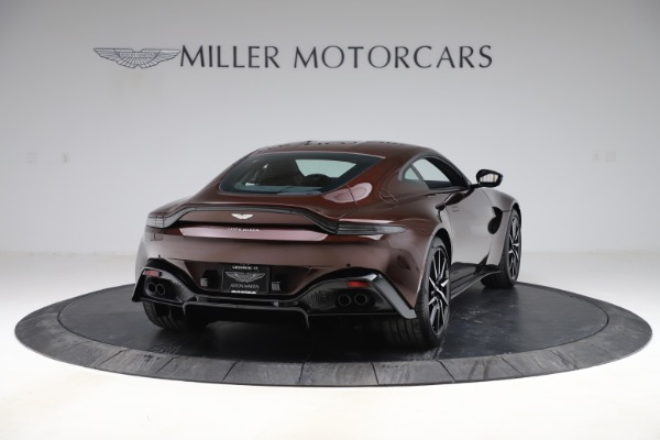 New 2020 Aston Martin Vantage Coupe for sale $179,114 at Aston Martin of Greenwich in Greenwich CT 06830 7