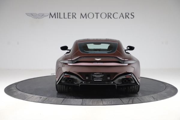 New 2020 Aston Martin Vantage Coupe for sale $179,114 at Aston Martin of Greenwich in Greenwich CT 06830 8