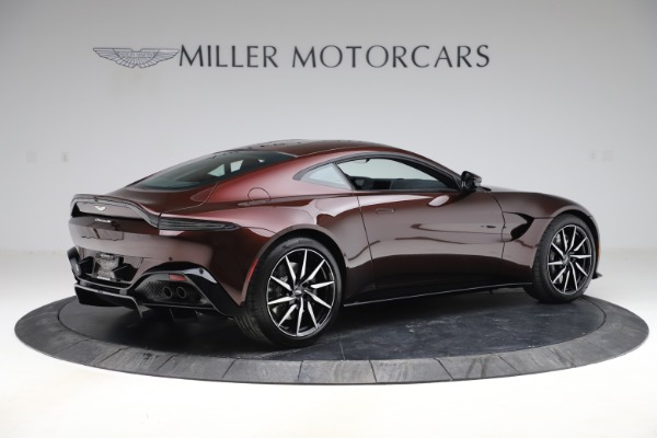 New 2020 Aston Martin Vantage Coupe for sale $179,114 at Aston Martin of Greenwich in Greenwich CT 06830 9