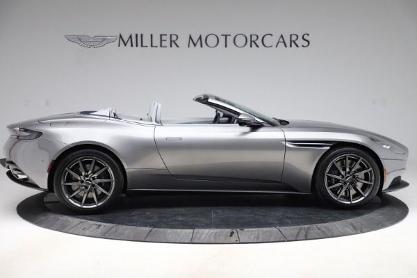 New 2020 Aston Martin DB11 Volante Convertible for sale $271,161 at Aston Martin of Greenwich in Greenwich CT 06830 10