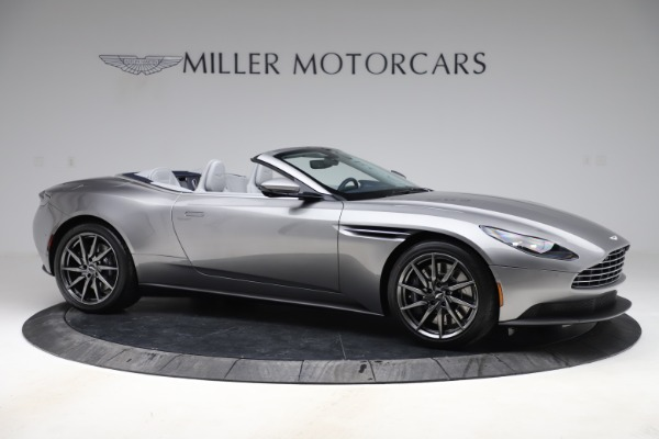 New 2020 Aston Martin DB11 Volante Convertible for sale $271,161 at Aston Martin of Greenwich in Greenwich CT 06830 11