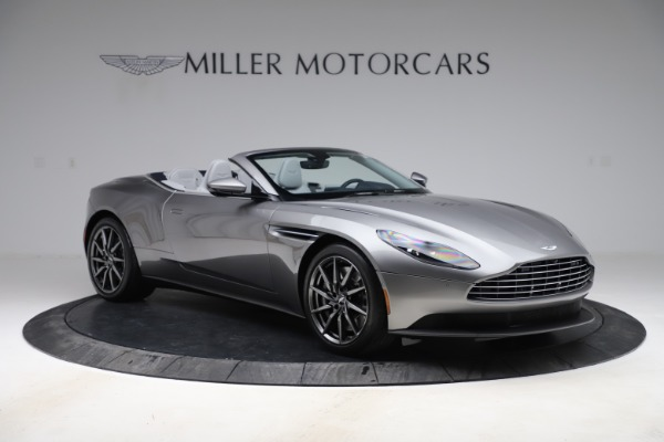 New 2020 Aston Martin DB11 Volante Convertible for sale $271,161 at Aston Martin of Greenwich in Greenwich CT 06830 12