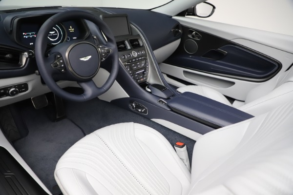 New 2020 Aston Martin DB11 Volante Convertible for sale $271,161 at Aston Martin of Greenwich in Greenwich CT 06830 13
