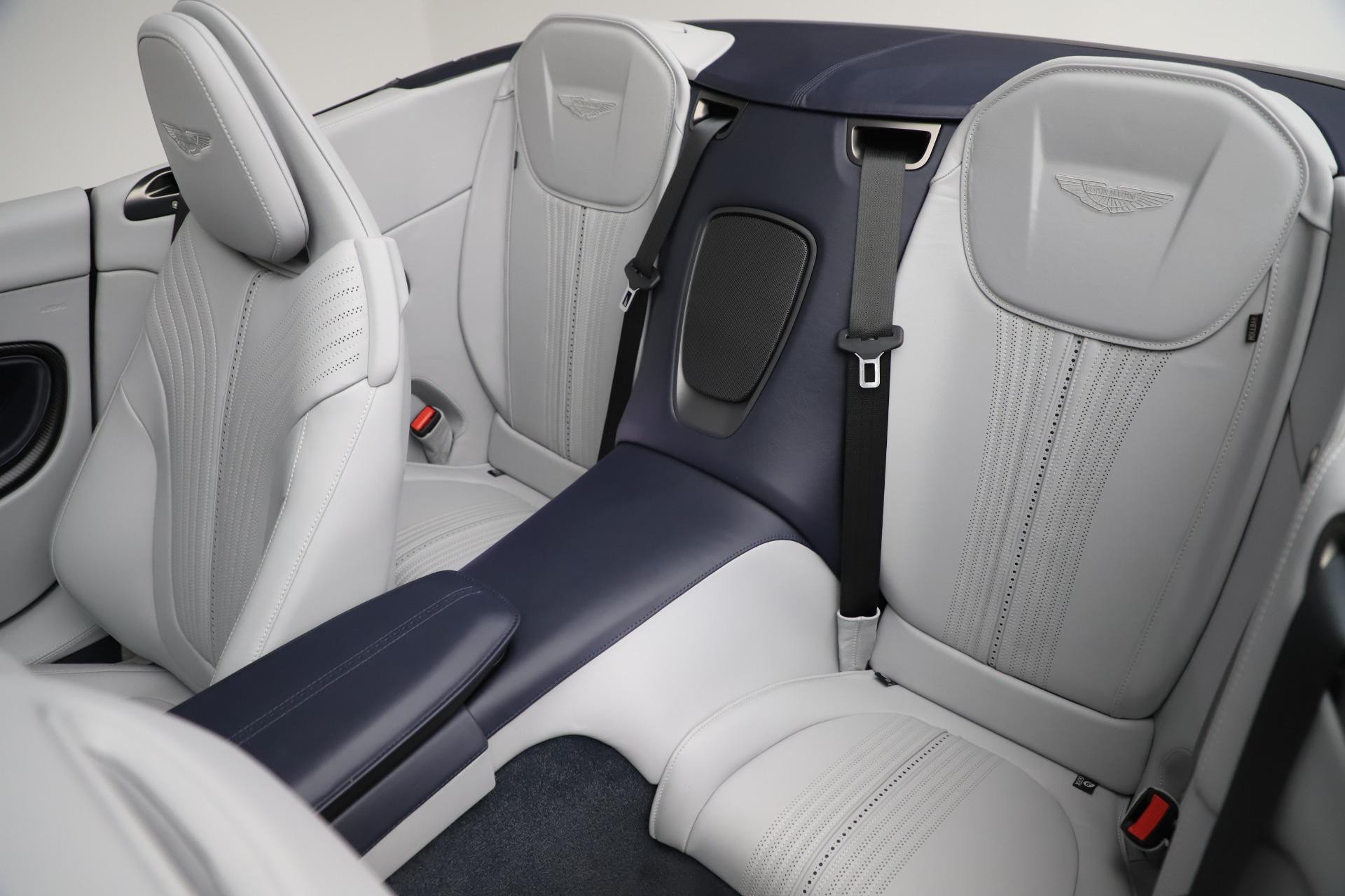 New 2020 Aston Martin Db11 Volante Convertible For Sale Special Pricing Aston Martin Of Greenwich Stock A1463