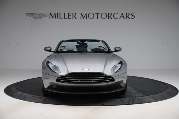 New 2020 Aston Martin DB11 Volante Convertible for sale $271,161 at Aston Martin of Greenwich in Greenwich CT 06830 2