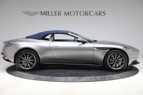 New 2020 Aston Martin DB11 Volante Convertible for sale $271,161 at Aston Martin of Greenwich in Greenwich CT 06830 23
