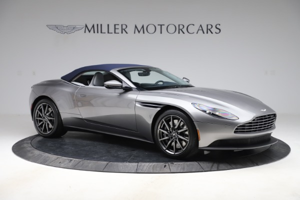 New 2020 Aston Martin DB11 Volante Convertible for sale $271,161 at Aston Martin of Greenwich in Greenwich CT 06830 24