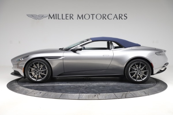 New 2020 Aston Martin DB11 Volante Convertible for sale $271,161 at Aston Martin of Greenwich in Greenwich CT 06830 26