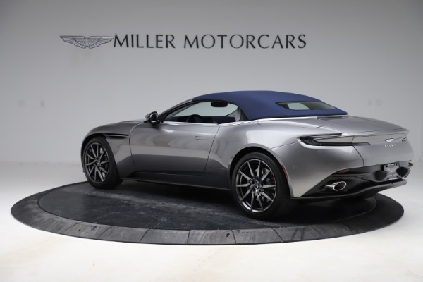 New 2020 Aston Martin DB11 Volante Convertible for sale $271,161 at Aston Martin of Greenwich in Greenwich CT 06830 27