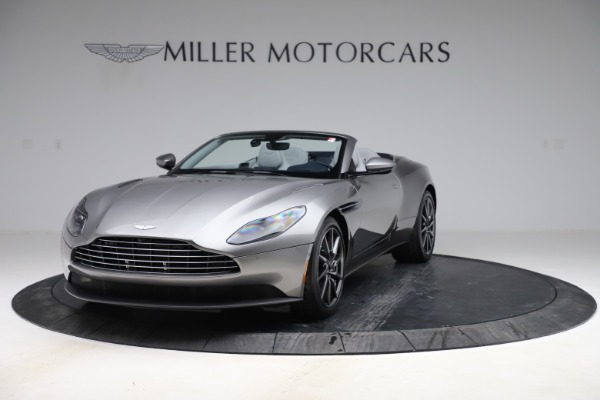 New 2020 Aston Martin DB11 Volante Convertible for sale $271,161 at Aston Martin of Greenwich in Greenwich CT 06830 3