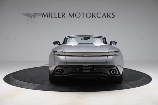 New 2020 Aston Martin DB11 Volante Convertible for sale $271,161 at Aston Martin of Greenwich in Greenwich CT 06830 7
