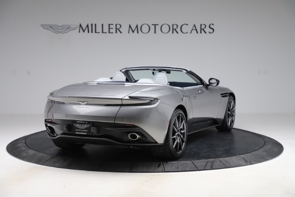 New 2020 Aston Martin DB11 Volante Convertible for sale $271,161 at Aston Martin of Greenwich in Greenwich CT 06830 8