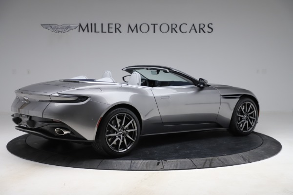 New 2020 Aston Martin DB11 Volante Convertible for sale $271,161 at Aston Martin of Greenwich in Greenwich CT 06830 9