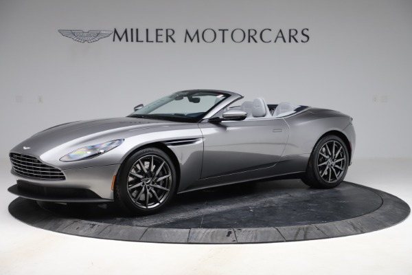 New 2020 Aston Martin DB11 Volante Convertible for sale $271,161 at Aston Martin of Greenwich in Greenwich CT 06830 1