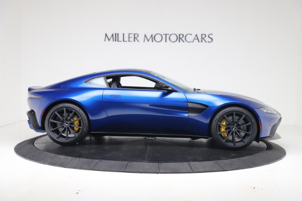 Used 2020 Aston Martin Vantage Coupe for sale $204,434 at Aston Martin of Greenwich in Greenwich CT 06830 11
