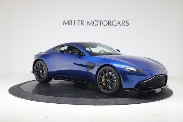 Used 2020 Aston Martin Vantage Coupe for sale $204,434 at Aston Martin of Greenwich in Greenwich CT 06830 12