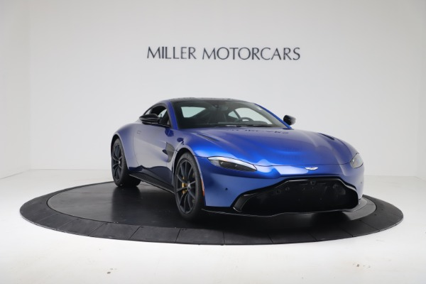 Used 2020 Aston Martin Vantage Coupe for sale $204,434 at Aston Martin of Greenwich in Greenwich CT 06830 13