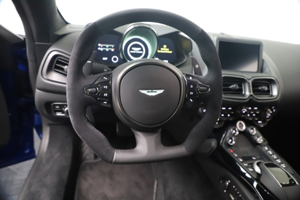 Used 2020 Aston Martin Vantage Coupe for sale $204,434 at Aston Martin of Greenwich in Greenwich CT 06830 21