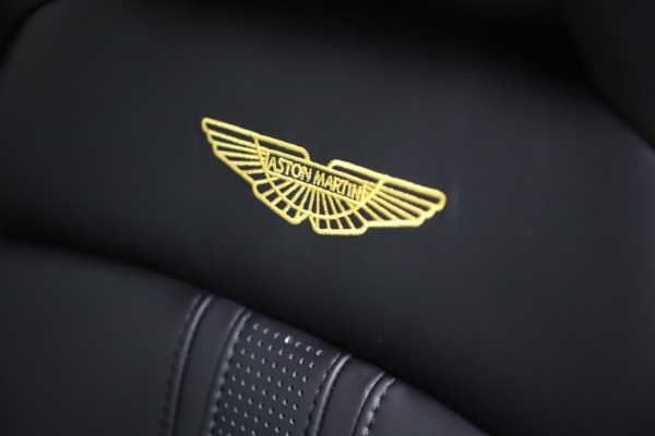 Used 2020 Aston Martin Vantage Coupe for sale $204,434 at Aston Martin of Greenwich in Greenwich CT 06830 22