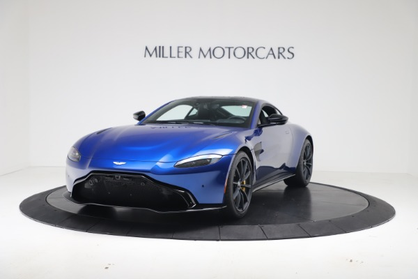 Used 2020 Aston Martin Vantage Coupe for sale $204,434 at Aston Martin of Greenwich in Greenwich CT 06830 3