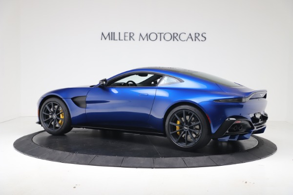 Used 2020 Aston Martin Vantage Coupe for sale $204,434 at Aston Martin of Greenwich in Greenwich CT 06830 5