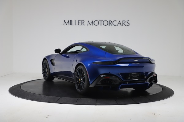 Used 2020 Aston Martin Vantage Coupe for sale $204,434 at Aston Martin of Greenwich in Greenwich CT 06830 6