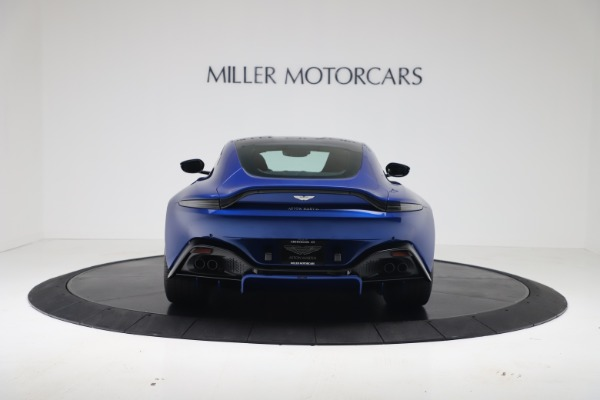 Used 2020 Aston Martin Vantage Coupe for sale $204,434 at Aston Martin of Greenwich in Greenwich CT 06830 7