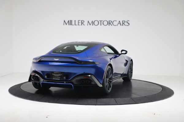 Used 2020 Aston Martin Vantage Coupe for sale $204,434 at Aston Martin of Greenwich in Greenwich CT 06830 8