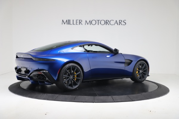 Used 2020 Aston Martin Vantage Coupe for sale $204,434 at Aston Martin of Greenwich in Greenwich CT 06830 9