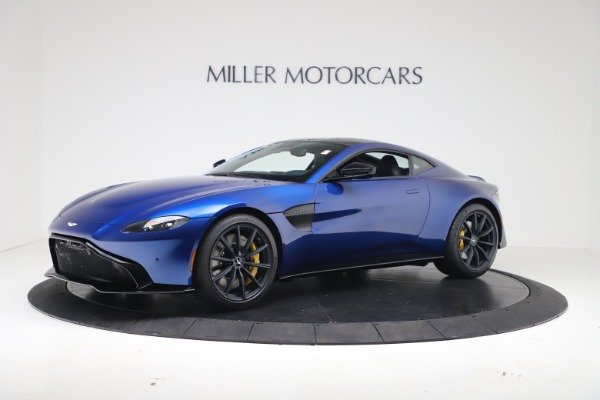 Used 2020 Aston Martin Vantage Coupe for sale $204,434 at Aston Martin of Greenwich in Greenwich CT 06830 1