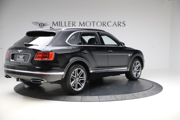 Used 2018 Bentley Bentayga Activity Edition for sale Sold at Aston Martin of Greenwich in Greenwich CT 06830 8