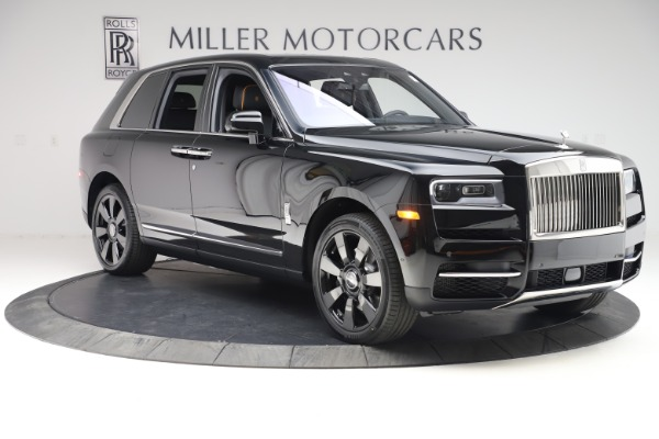 New 2020 Rolls-Royce Cullinan for sale Sold at Aston Martin of Greenwich in Greenwich CT 06830 12