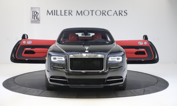 New 2020 Rolls-Royce Dawn for sale Sold at Aston Martin of Greenwich in Greenwich CT 06830 18