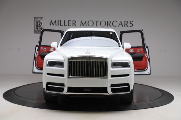 New 2020 Rolls-Royce Cullinan for sale Call for price at Aston Martin of Greenwich in Greenwich CT 06830 10