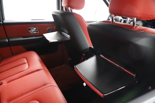 New 2020 Rolls-Royce Cullinan for sale Call for price at Aston Martin of Greenwich in Greenwich CT 06830 17