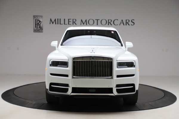 New 2020 Rolls-Royce Cullinan for sale Call for price at Aston Martin of Greenwich in Greenwich CT 06830 2