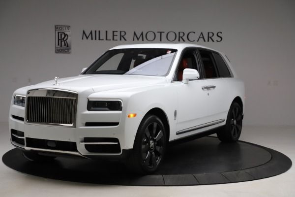 New 2020 Rolls-Royce Cullinan for sale Call for price at Aston Martin of Greenwich in Greenwich CT 06830 3