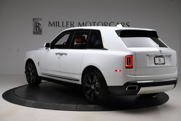New 2020 Rolls-Royce Cullinan for sale Call for price at Aston Martin of Greenwich in Greenwich CT 06830 5