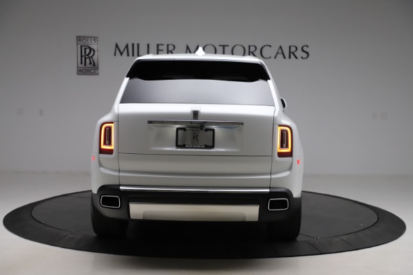 New 2020 Rolls-Royce Cullinan for sale Call for price at Aston Martin of Greenwich in Greenwich CT 06830 6
