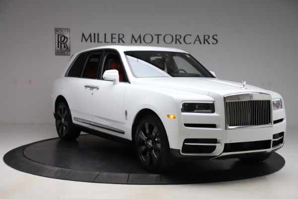 New 2020 Rolls-Royce Cullinan for sale Call for price at Aston Martin of Greenwich in Greenwich CT 06830 9