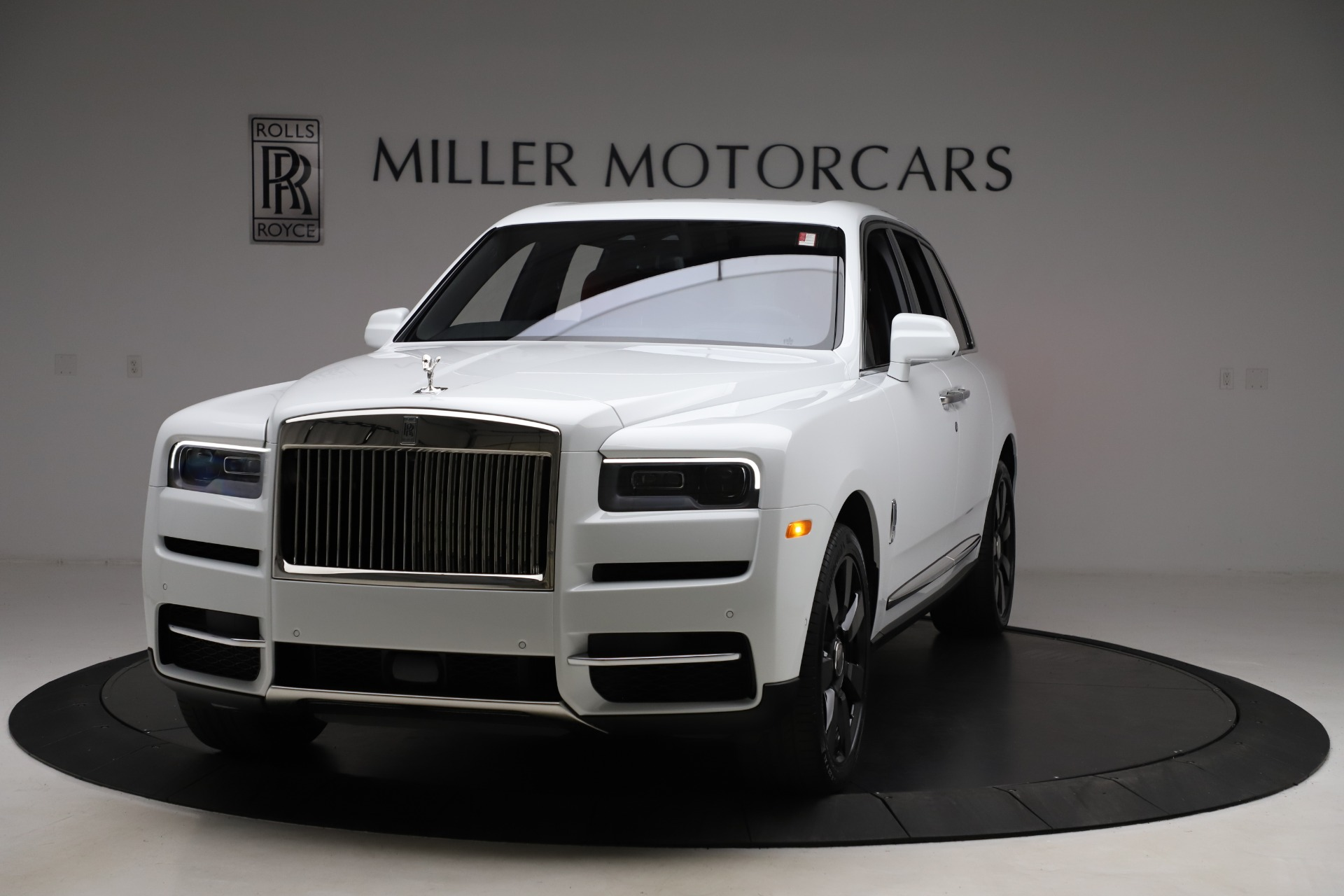 New 2020 Rolls-Royce Cullinan for sale Call for price at Aston Martin of Greenwich in Greenwich CT 06830 1