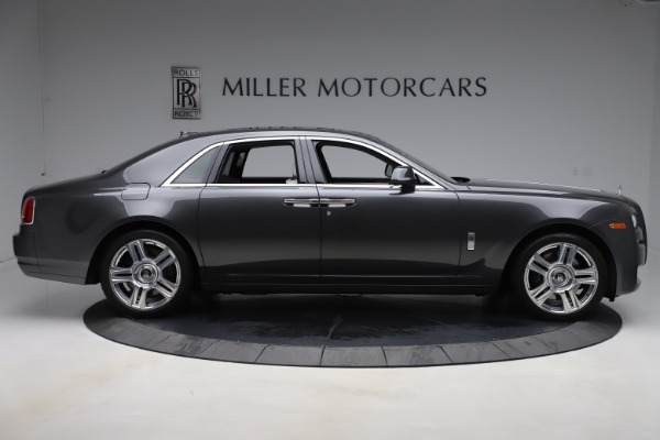 Used 2016 Rolls-Royce Ghost for sale $179,900 at Aston Martin of Greenwich in Greenwich CT 06830 10
