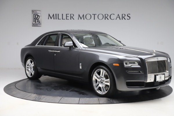 Used 2016 Rolls-Royce Ghost for sale $179,900 at Aston Martin of Greenwich in Greenwich CT 06830 12